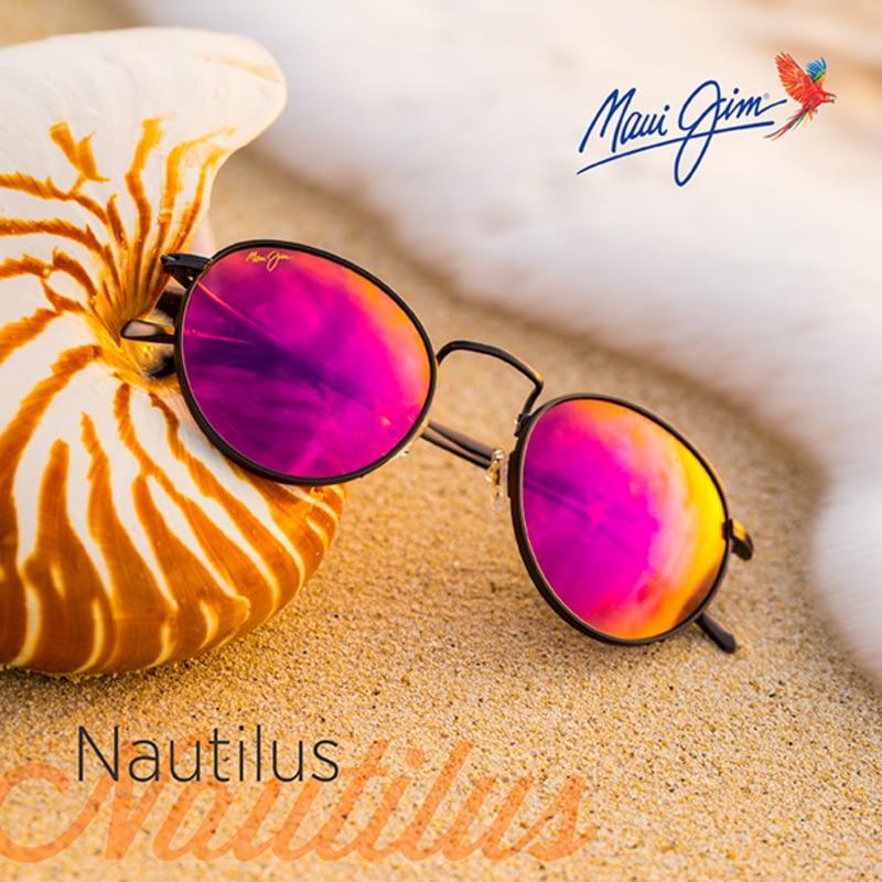 "Abbildung des Maui Jim Modells ""Nautilus"""