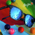 "Abbildung des Maui Jim Modells ""Shave Ice"""