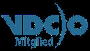"""Logo """"VDCO Mitglied"""""""