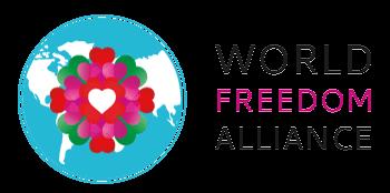 Logo der World Freedom Alliance