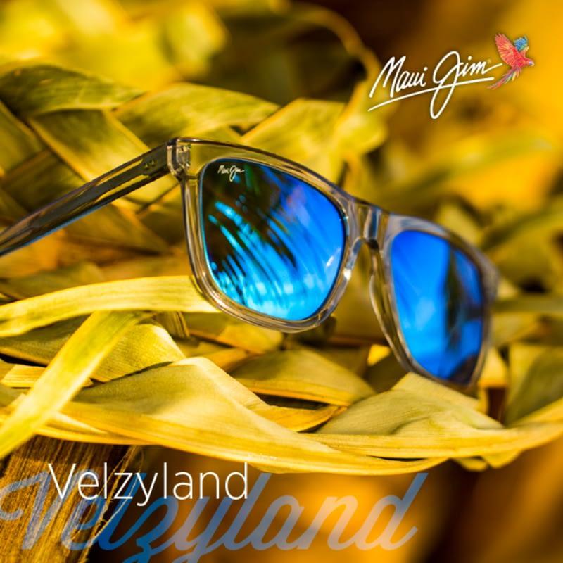 "Abbildung des Maui Jim Modells ""Velzyland"""